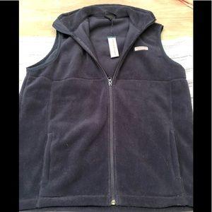 Boys XL NEW WITH TAG fleece vest